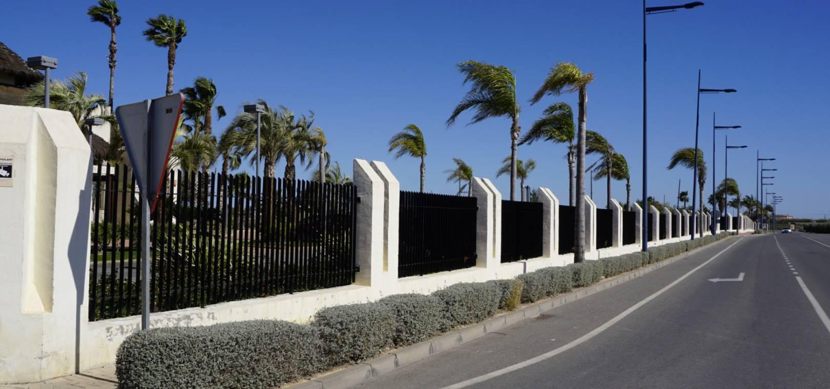 Nieuw gebouw - Villa - Los Alcazares - Costa Calida