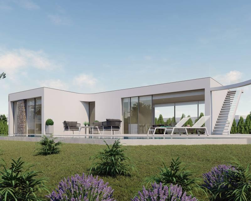 Villa - Nybyggnad - Campoamor - Las Colinas Golf Club