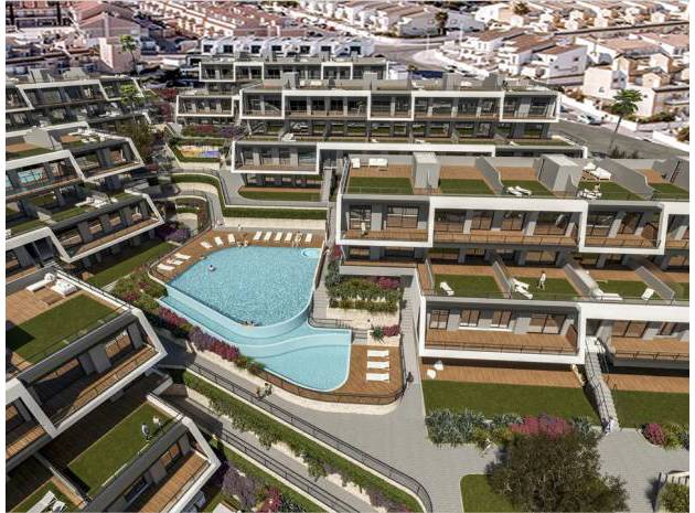 Apartment - New Build - Gran Alacant - Res. Bahia