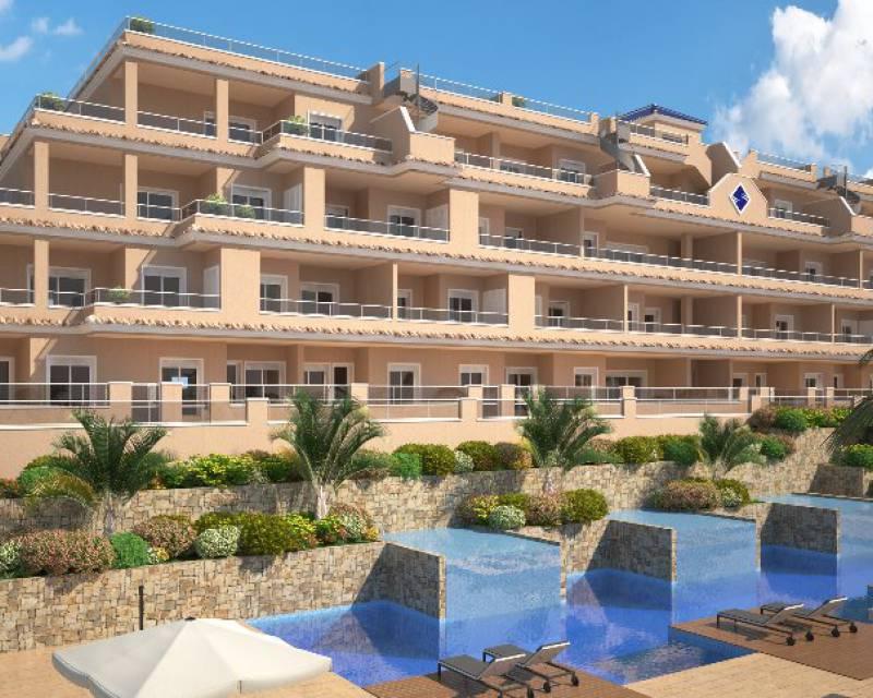 Apartment - New Build - Punta Prima - Vista Azul