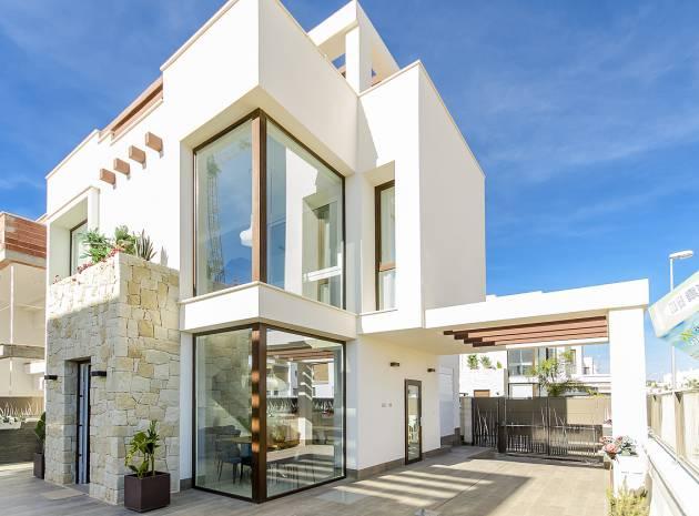 Villa - Nieuw gebouw - Ciudad Quesada - Las Lagunas