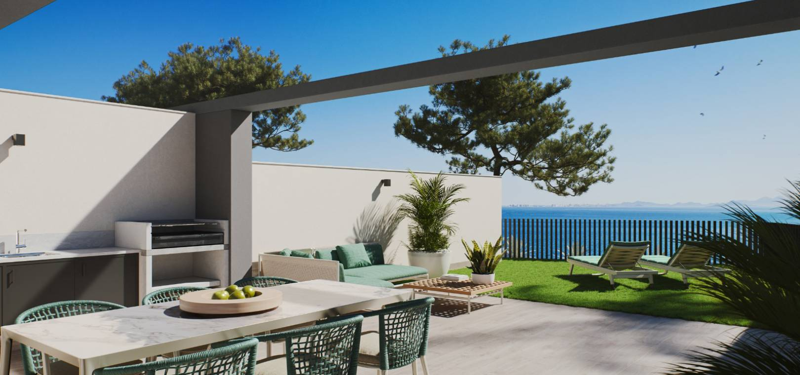 New Build - Apartment - Lo Pagan - costa calida