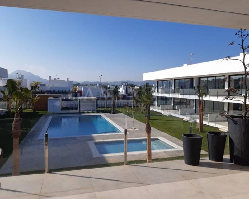 Wohnung - Neubau - Mar de Cristal - costa calida