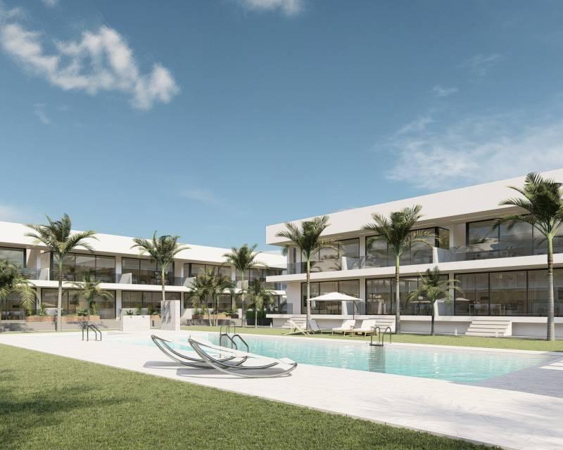 Lägenhet - Nybyggnad - Mar de Cristal - costa calida