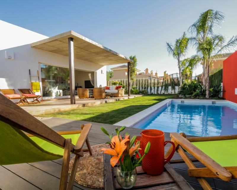 Villa - Neubau - Mar de Cristal - costa calida