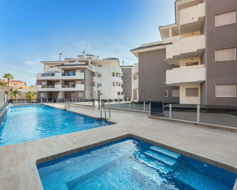 Lägenhet - Nybyggnad - Villamartin - Costa Blanca South