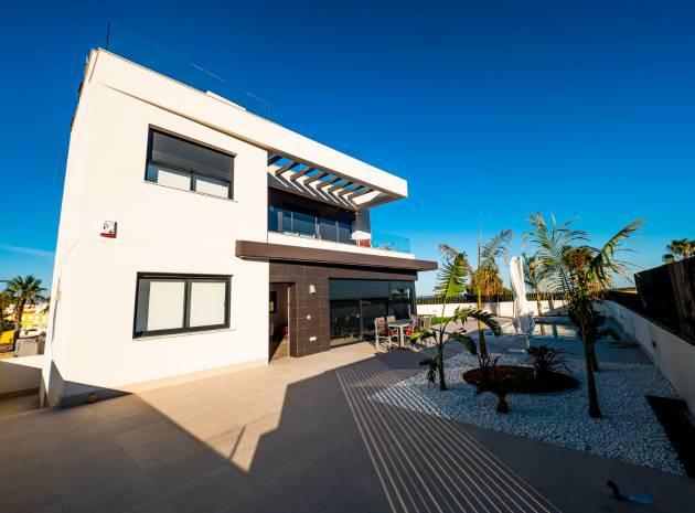 Villa - New Build - La Finca Golf Resort - Costa Blanca South