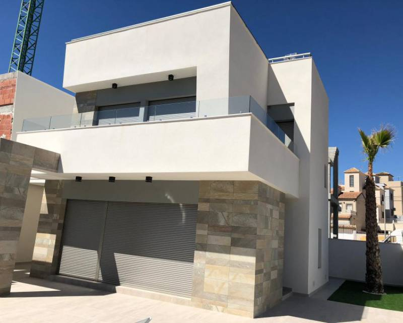 Villa - New Build - Villamartin - El Galan
