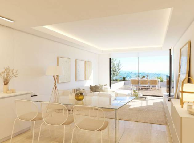 Appartement - Nouvelle construction - Pedreguer - La Sella