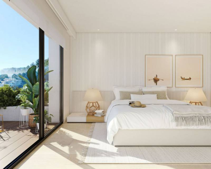 Wohnung - Neubau - Pedreguer - La Sella