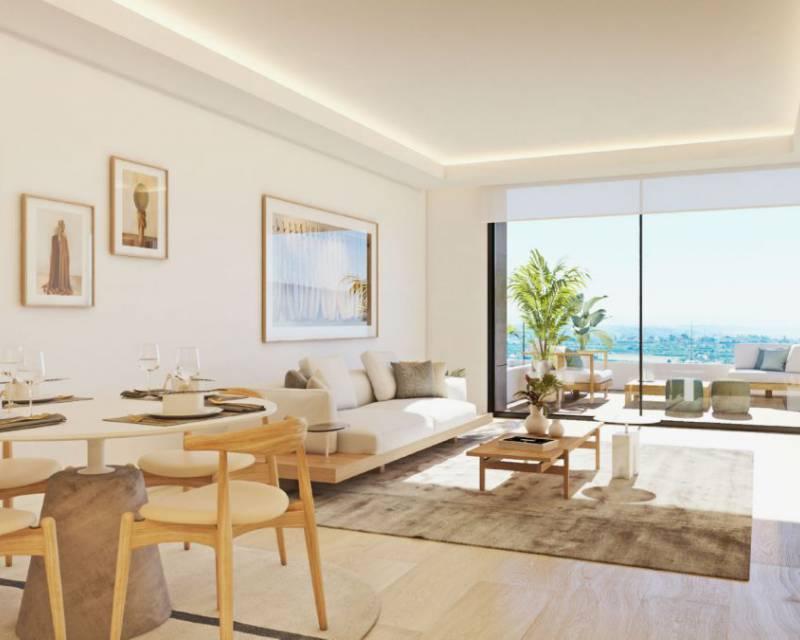 Lägenhet - Nybyggnad - Pedreguer - La Sella