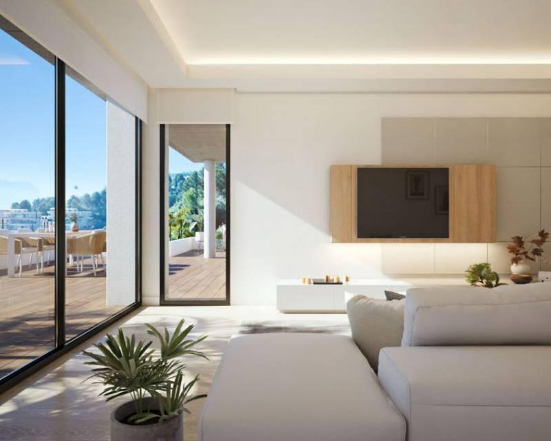 Appartement - Nieuw gebouw - Pedreguer - La Sella