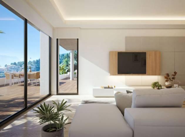 Apartment - New Build - Pedreguer - La Sella