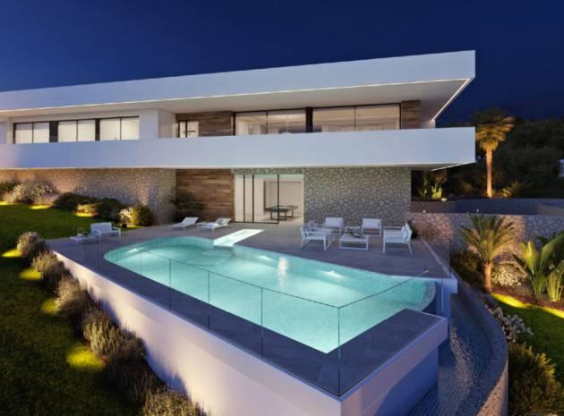 Villa - Återförsäljning - Benitachell - Benitachell - Cumbres del Sol