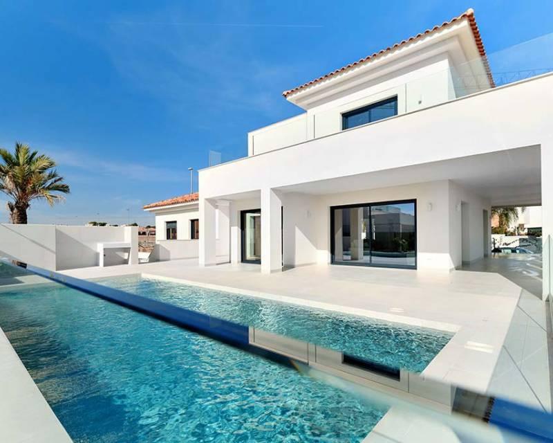 Villa - Nouvelle construction - Los Montesinos - Costa Blanca South