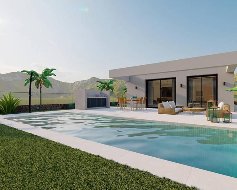 Villa - Nieuw gebouw - Los Montesinos - Costa Blanca South