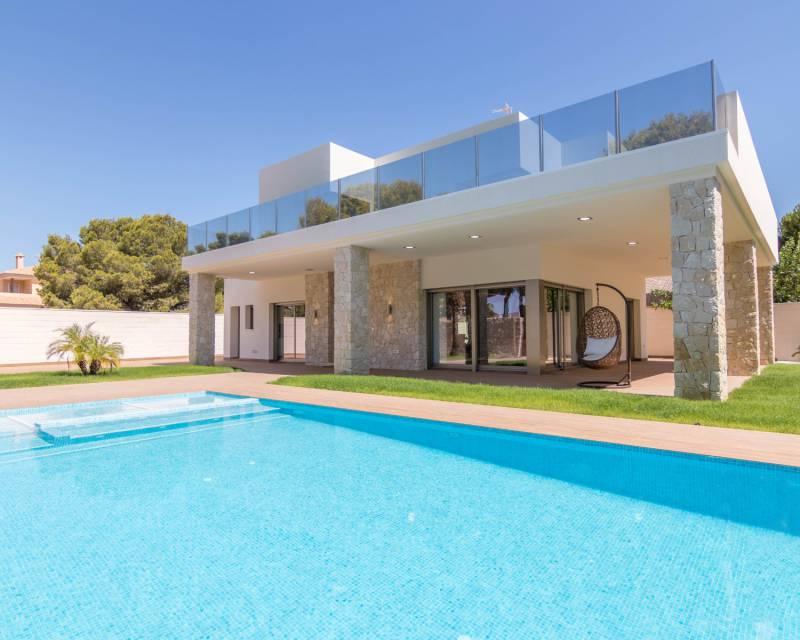 Villa - New Build - Campoamor - Costa Blanca South
