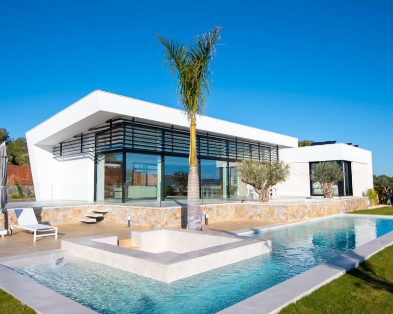 Villa - Nybyggnad - Las Colinas Golf and Country Club - Costa Blanca South