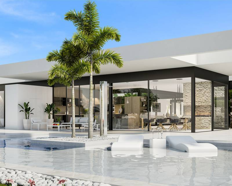 Villa - Nouvelle construction - Las Colinas Golf and Country Club - Costa Blanca South