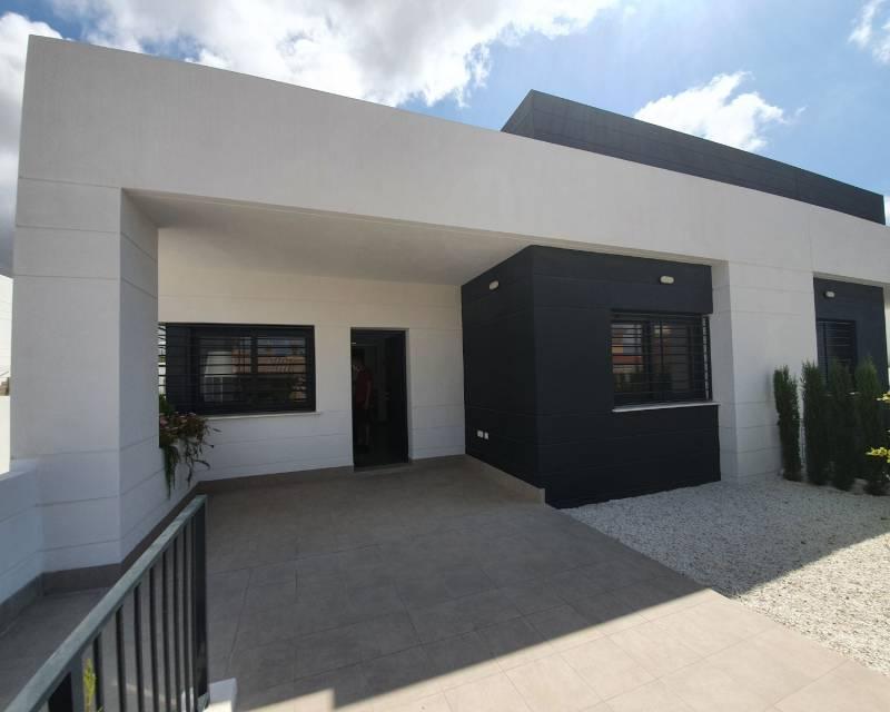 Villa - Nybyggnad - Busot - Los Altos