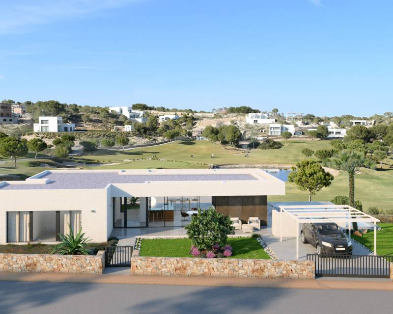 Villa - Nouvelle construction - Las Colinas Golf and Country Club - Costa Blanca South