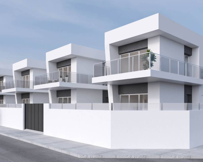 Villa - New Build - Daya Vieja - Carla Villas III