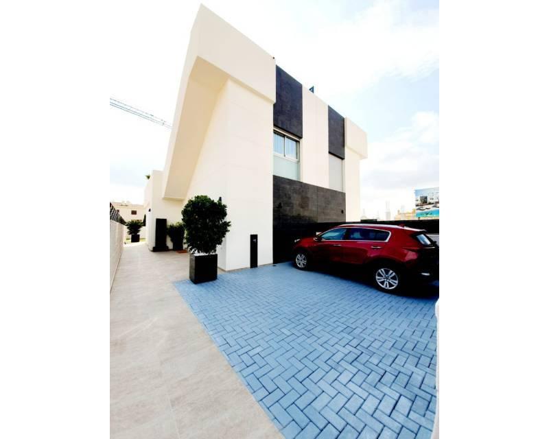 Villa - Nieuw gebouw - Ciudad Quesada - Marabu Lagoon