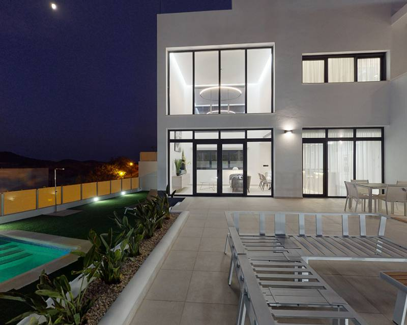 Villa - New Build - Finestrat - Panoramic Beach Resort