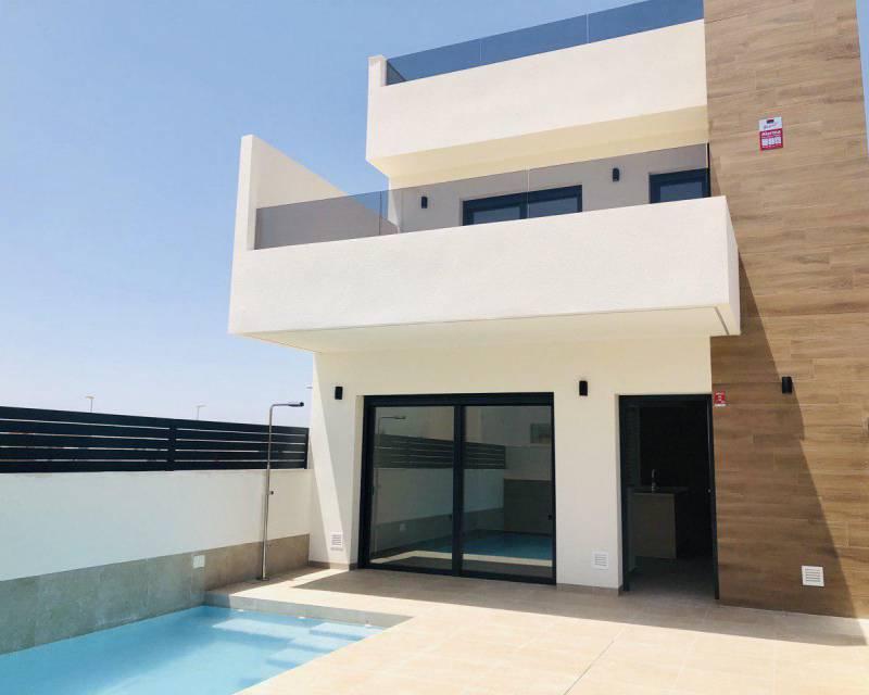 Maison de ville - Nouvelle construction - Benijofar - Benijofar
