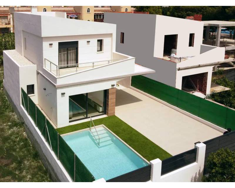 Villa - Nouvelle construction - Heredades - Villas Marvori