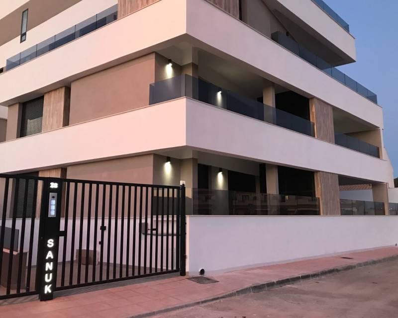 Lägenhet - Nybyggnad - San Pedro del Pinatar - costa calida