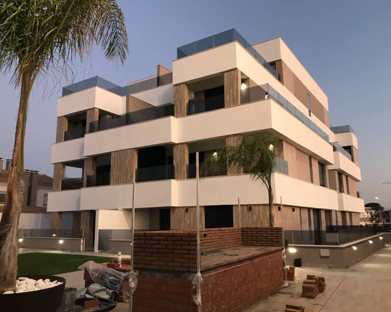 Apartment - New Build - San Pedro del Pinatar - costa calida