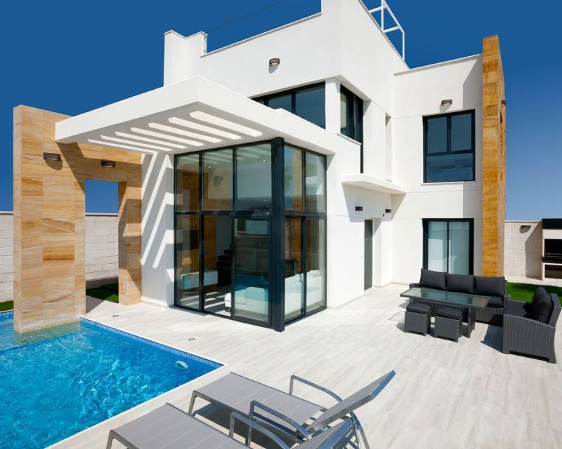 Villa - Nouvelle construction - Cabo Roig - Costa Blanca South