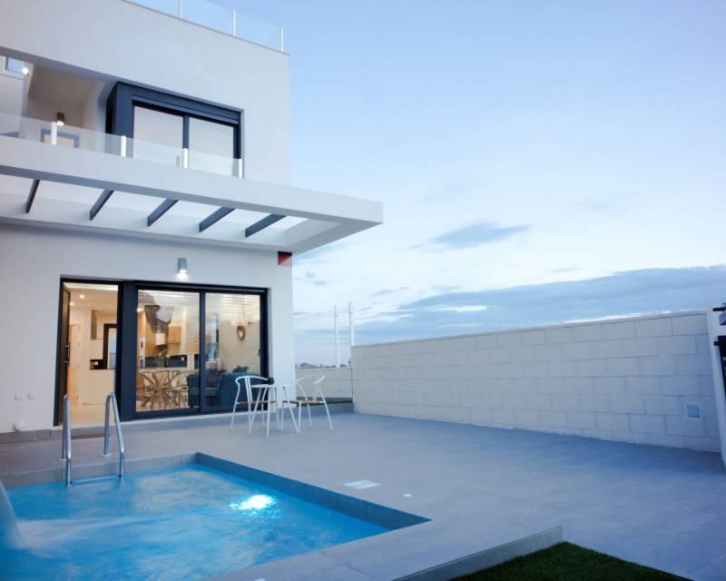 Maison jumelée - Nouvelle construction - Villamartin - PAU 26