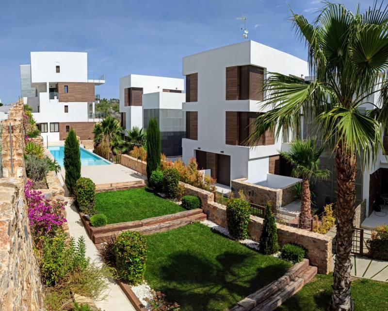 Lägenhet - Nybyggnad - Las Ramblas Golf - Costa Blanca South