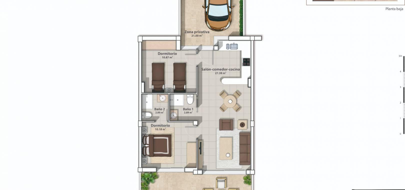 New Build - Apartment - San Pedro del Pinatar - costa calida