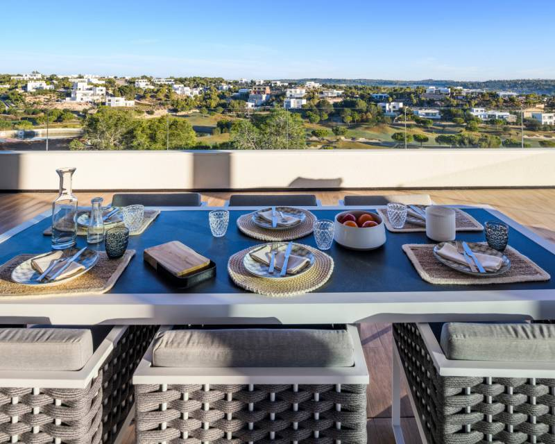 Lägenhet - Nybyggnad - Las Colinas Golf Resort - Costa Blanca South