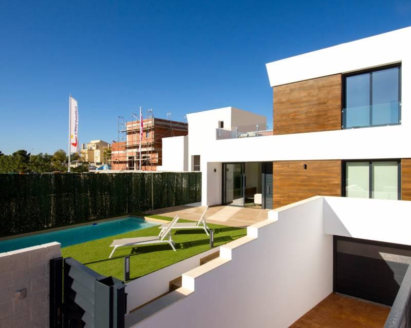 Villa - Nieuw gebouw - El Campello - Costa Blanca North