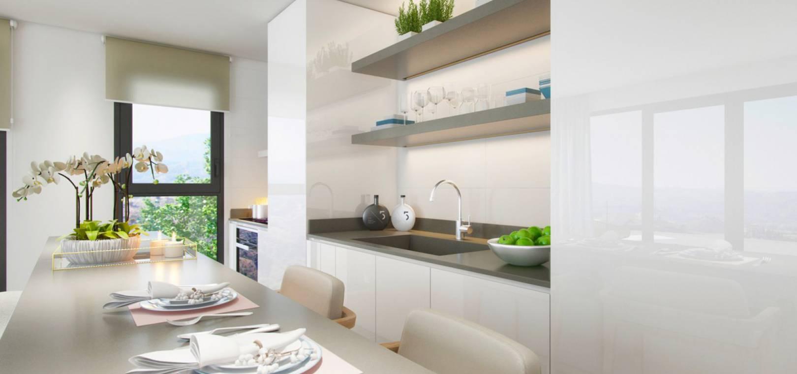 Nouvelle construction - Appartement - La Cala de Mijas
