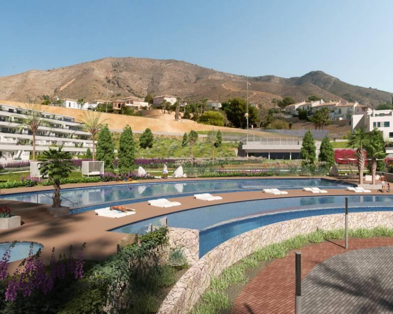 Appartement - Nouvelle construction - Benidorm - Costa Blanca North