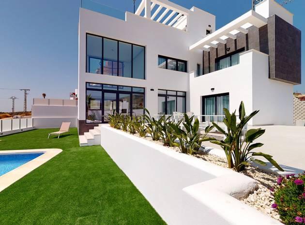 Villa - Nouvelle construction - Benidorm - Costa Blanca North
