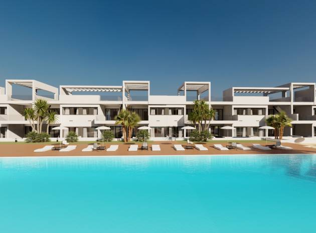 Lägenhet - Nybyggnad - Benidorm - Costa Blanca North