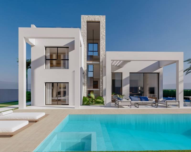 Villa - Nieuw gebouw - Benidorm - Costa Blanca North