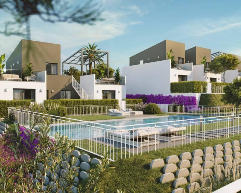 Bungalow - Nouvelle construction - San Javier - Altaona Golf & Country Village