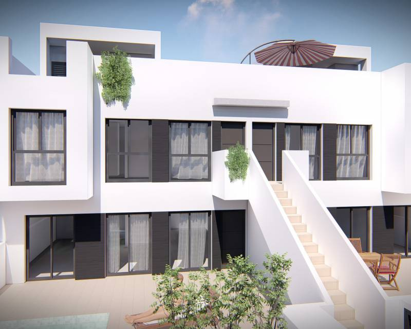 Appartement - Nouvelle construction - Lo Pagan - costa calida