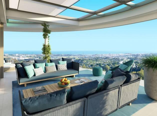 New Build - Apartment - Benahavís - Benahavis