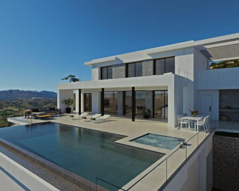 Villa - Nouvelle construction - Benitachell - Benitachell - Cumbres del Sol