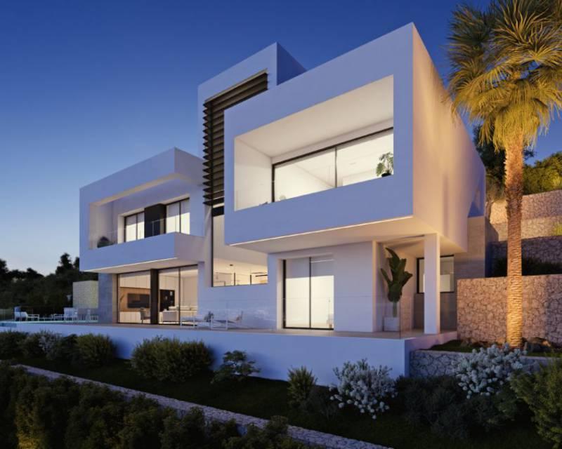 Villa - New Build - Altea - Urbanizaciones