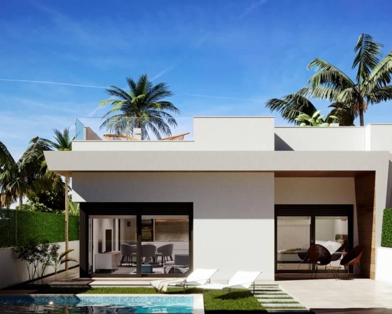 Villa - Nieuw gebouw - Los Alcazares - Costa Calida