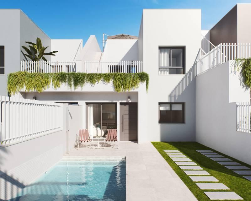 Maison de ville - Nouvelle construction - San Pedro del Pinatar - Res. Villamar IV